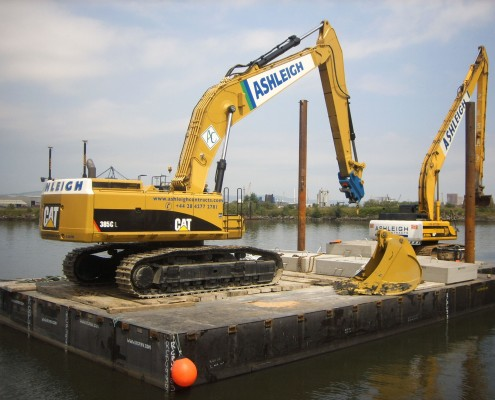 RCP Container Pontoon